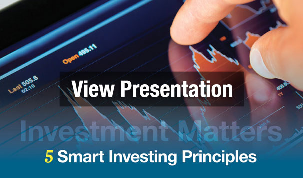 Investment Matters: 5 Smart Investing Principles