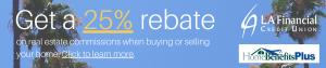 Get a 25% rebate
