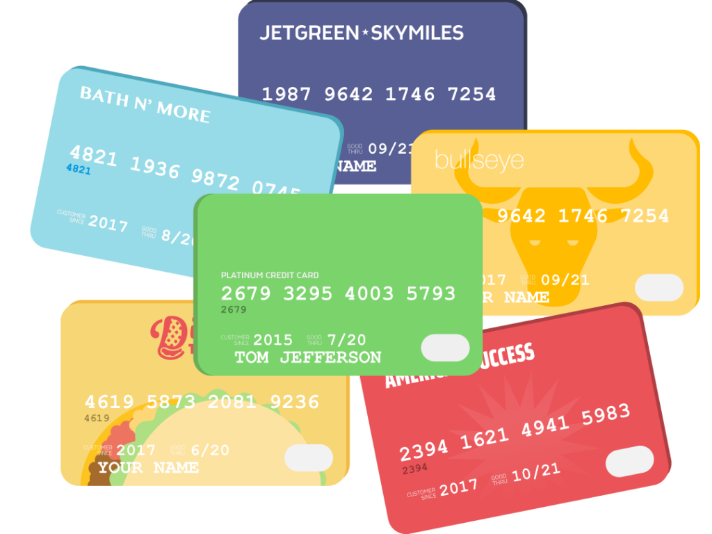 credit card illustration 2