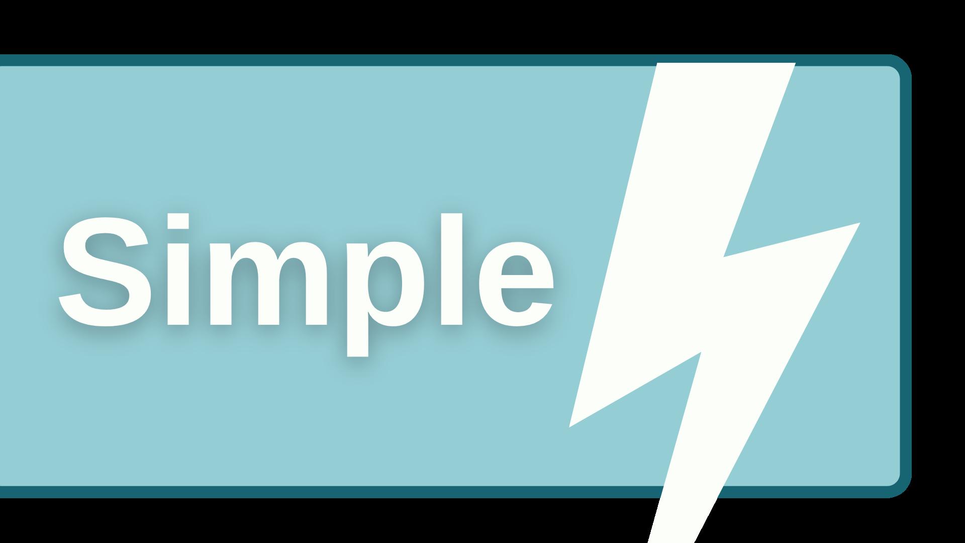 Simple Spending Icon