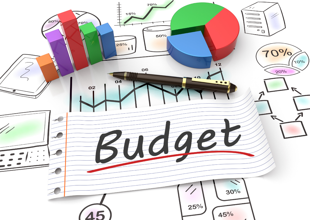 budgeting graphic