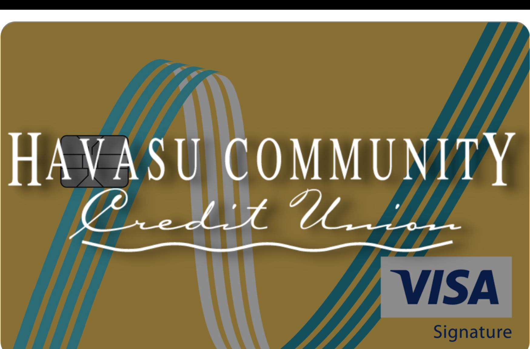 Havasu Community Credit Union Credit Card Brand