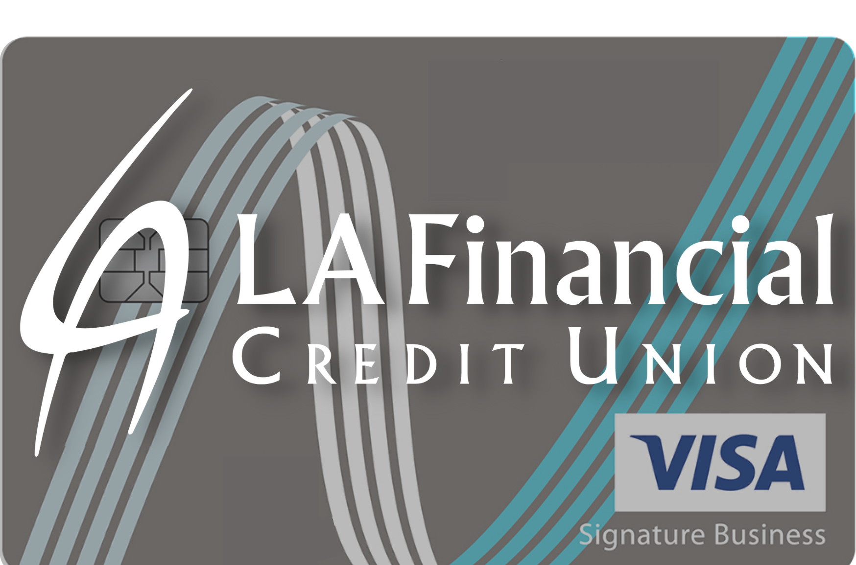 LA Financial Credit Union Credit Card Brand Apply here